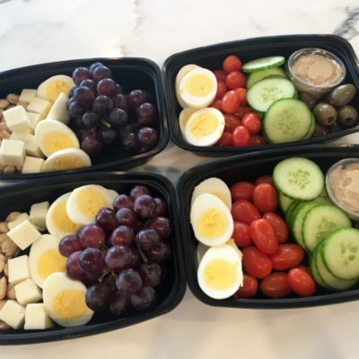 Healthy Lunch Recipes – Bento Box Style!