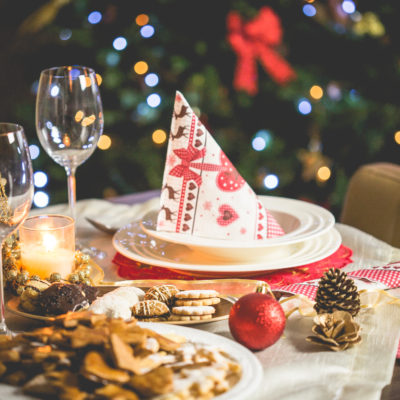 Top Tips For A Healthy Holiday Season